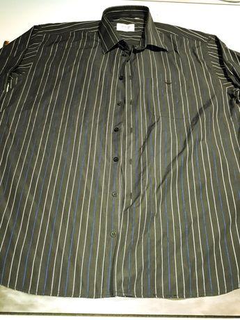 Koszula Armani na długi rękaw