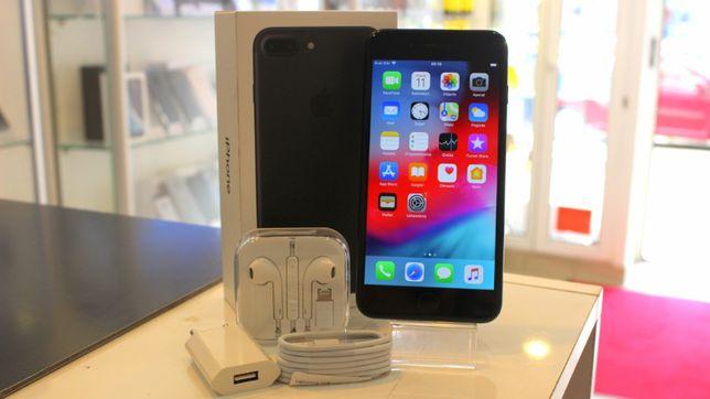 A++ Apple iPhone 7+ PLUS 32GB Czarny   GWARANCJA   Niepodległości 1