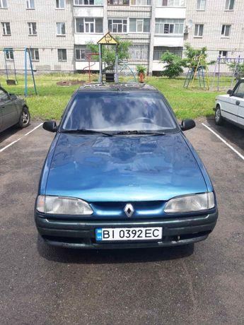 Renault 19 автомобиль