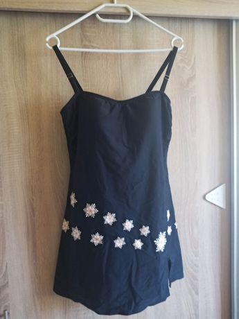 Strój sukienka kąpielowa Bonprix