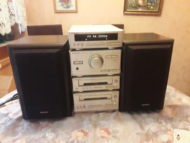 Mini wieza technics HD 301