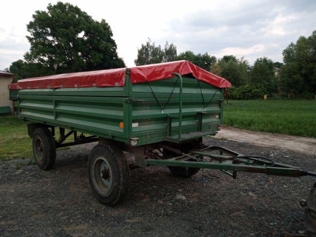 Przyczepa rolnicza Autosan D-45