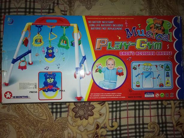 Игровая детская панель
