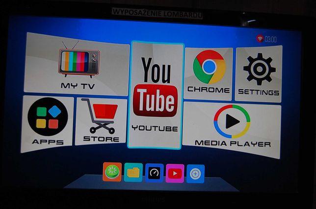 Tuner Smart Box IPTV Maxytec Infinity 4K PVR 5G Android 7.1