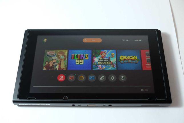 Nintendo switch V1 + case