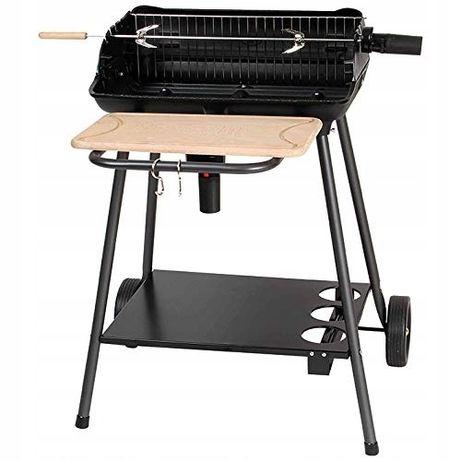 Węglowy grill żeliwny Bergamo ( Francja )