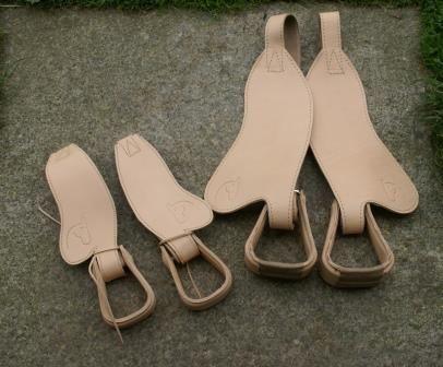 Fendery + strzemiona western / dla małych i dużych / Hand Made