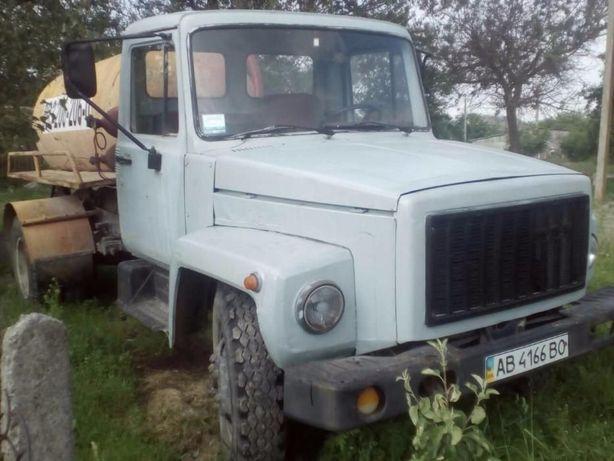 Ассенизатор / Вакуумная машина ГАЗ 3307 1996
