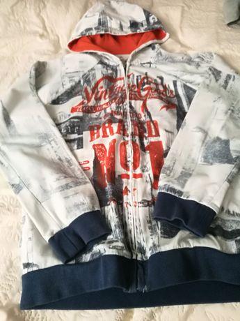 Bluza rozpinana 162