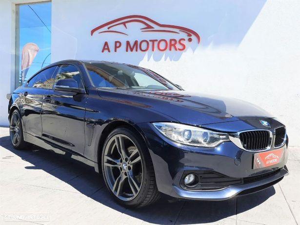 BMW 420 Gran Coupé d Line Sport Auto