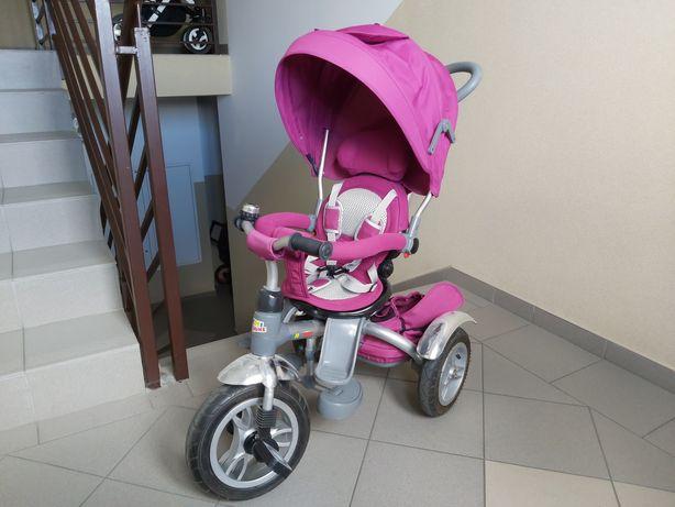 Rowerek dziecięcy do pchania 3w1