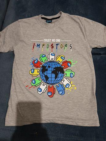 Nowa Koszulka T-shirt Among Us