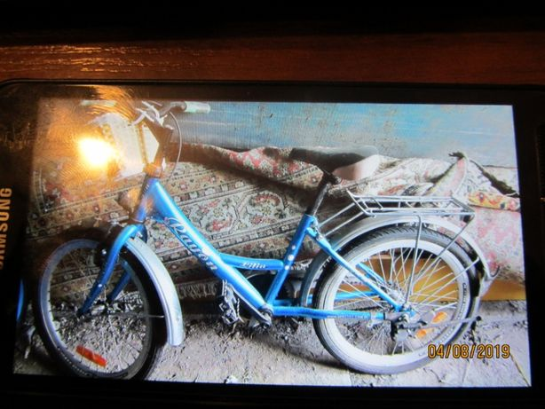rower damka dziewczęca