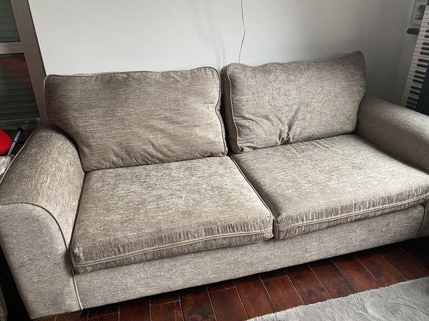 Sofa 3 osobowa glamuor