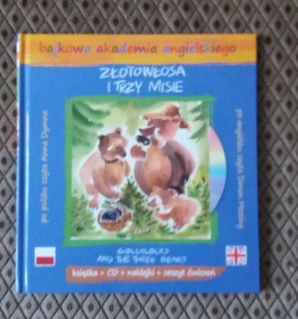Złotowłosa i trzy misie / Goldilocks and the Three Bears