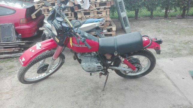 Honda xl 500 xl 250  pd01 rama