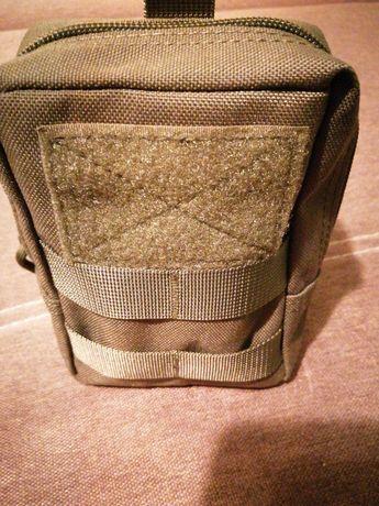 Nowa taktyczna wojskowa torba do pasa lub plecaka