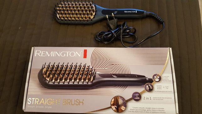 Szczotka prostująca włosy REMINGTON 2w1