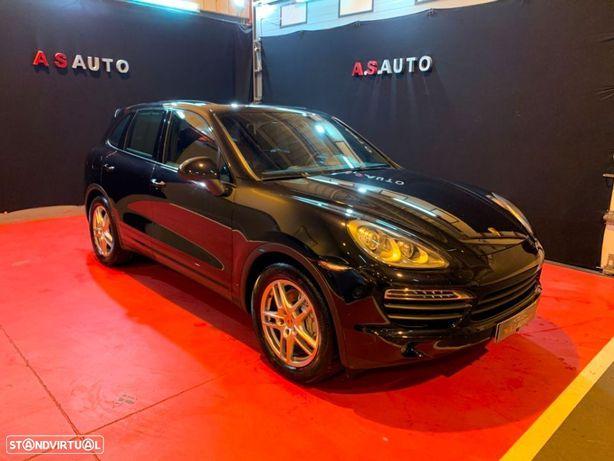 Porsche Cayenne S Hybrid