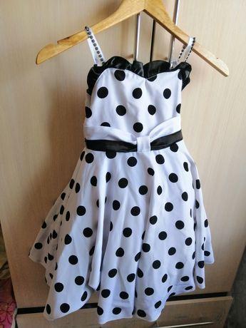 Платье бальное стиляги