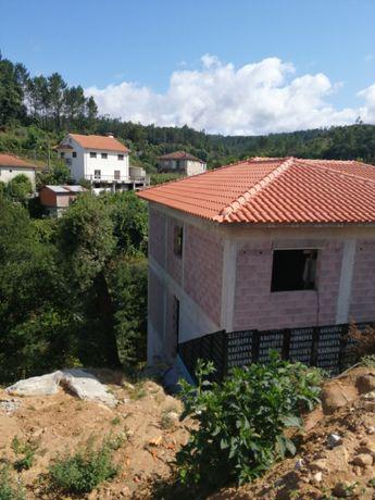 Vendo casa ainda em construção, pedraça, cabeceiras de basto