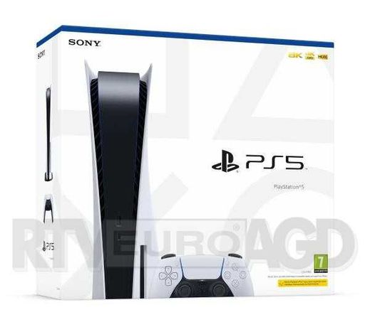 Nową konsolę PS5 z grą Assassin's i Cyberpunk 2077 odb osob kont tel