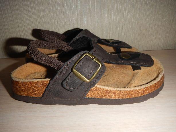 Босоножки bobbsi shoes р.27(17,5см) вьетнамки