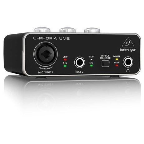 Interface Audio Behringer U-phoria UM2