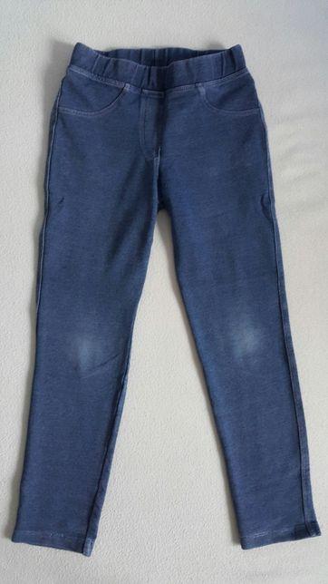 Legginsy LUPILU kolor-jeans 110-116