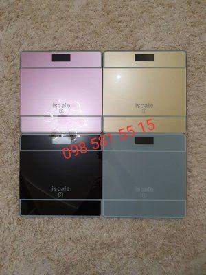 Весы напольные электронные стеклянные до 180 кг ACS CK 1604