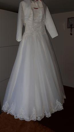 Suknia ślubna r.34-38