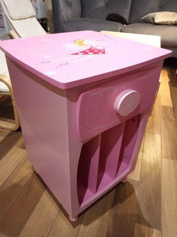 Regał, szafka do pokoju dziewczynki UŻYWANA