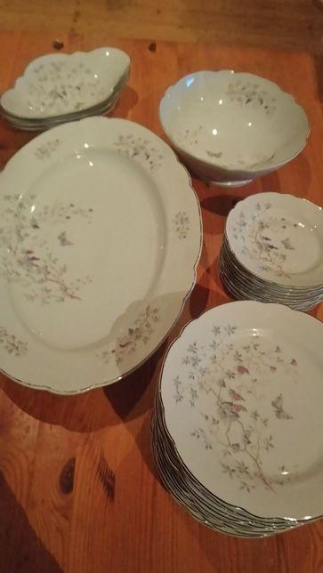Porcelana nie kompletna firmy Richard liebernickel zwickau