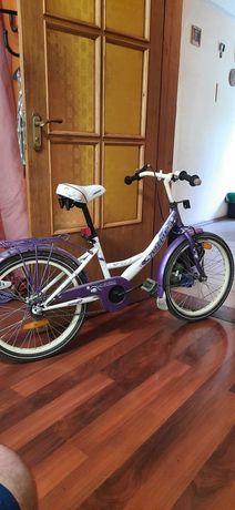 """Велосипед для дочери Ardis A20BMX13 Laguna 20"""" White/Violet"""