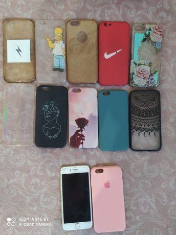 Etui case komplet iphone 6 i 6s