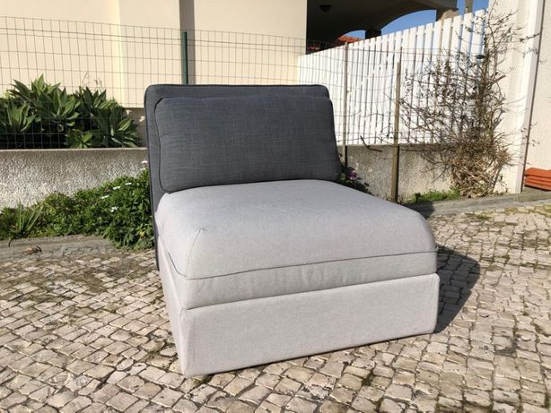 Sofá c/ arrumação (2 sofás) IKEA