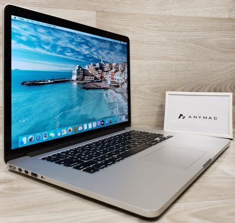 """НОУТБУК MacBook Pro 15"""" MJLT2 2015 i7-2.5/16/512/R9, 2GB / 0% КРЕДИТ!"""