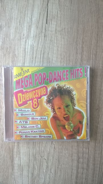 Dziewczyna 8 - cd. WYSYŁKA GRATIS!!!