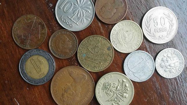 Monety zamienię na banknoty
