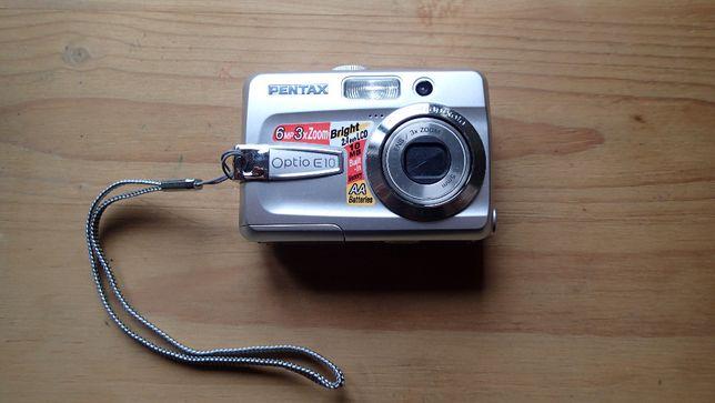 Maquina Fotográfica Pentax Optio E10 6Megapixeis