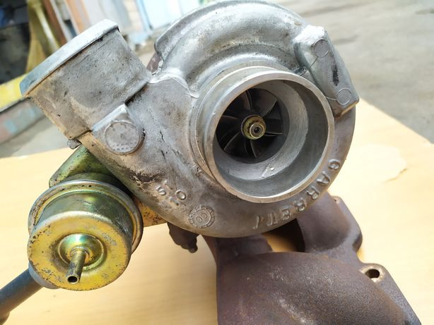 Турбина А6020961399 Варио 2.9, 512, 612, 812, компрессор, ТНВД