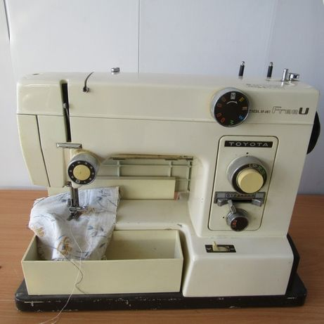 Швейная машинка европейское производство