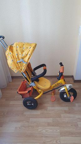 Продам детский прогулочный велосипед lamborhgini