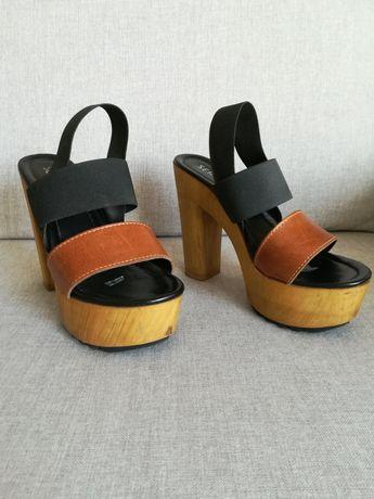 Sandálias tamanho 36