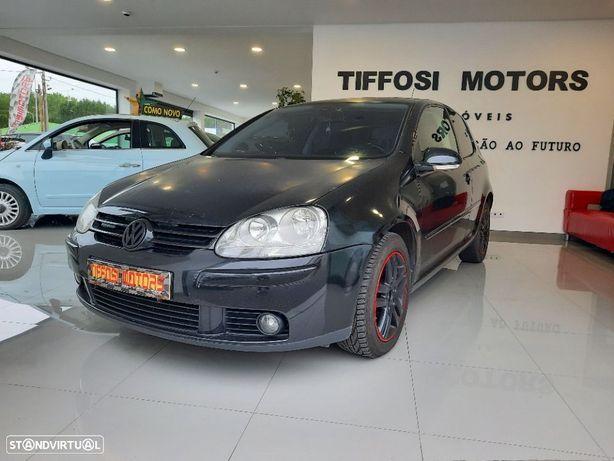 VW Golf 1.9 TDi 6V 4M GT Sport