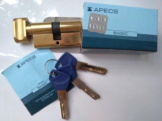 Цилиндр с ключами APECS