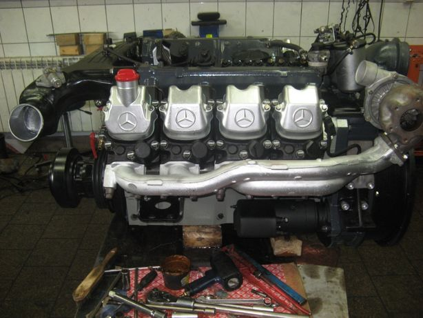 Silnik MAN D0836LE501 Fendt 920 , 926 , 930 D0836