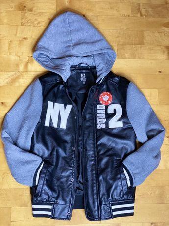 Nowojorska kurtka dla chlopca 7 - 8 lat
