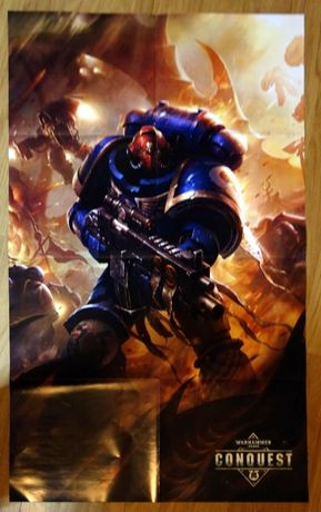 Poster Warhammer 40k