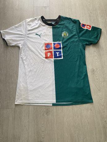 camisola Puma do Sporting Stromp / tamanho XL